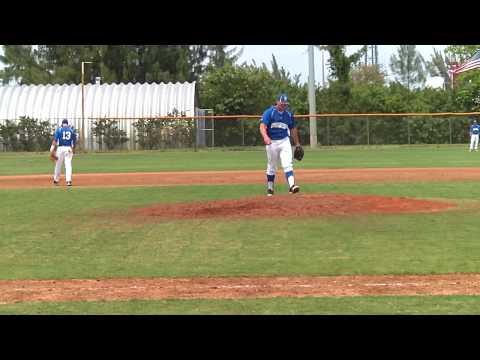 Dan Reeves Broward College Pitcher
