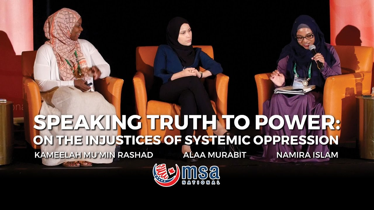 Namira Islam, Kameelah Mu'min Rashad, Alaa Murabit ...