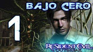 Resident Evil Outbreak | Bajo Cero | Parte 1
