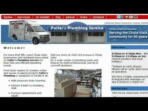 Fuller S Plumbing Service