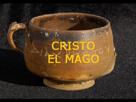 La vasija de 'Cristo, el mago'