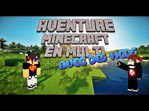 Minecraft - Aventure suivie Multijoueur Modée - Episode 11 : Blindeeyy !