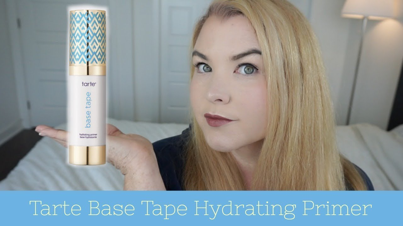 Double Duty Base Tape Hydrating Primer by Tarte #5