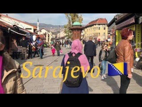 Sarajevo, Bosnia and Herzegovina (November 2017)