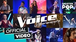 The Voice Generations - Niemals alleine (From The Voice Of Germany)