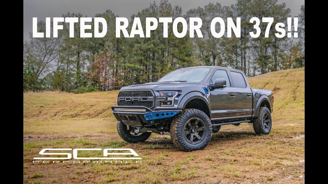 THE ALL-NEW JACKED RAPTOR!!! - YouTube 76b27e77f