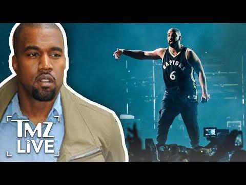 Drake Calls Outl Kanye! | TMZ Live