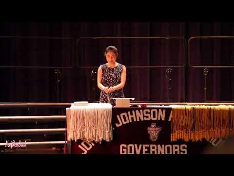 John A. Johnson Senior High School  May 23,2018