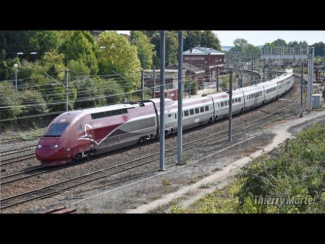 Thalys TGV PBKA - Rame n° 4345