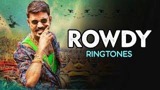 Download Top 5 Best Rowdy Dialogue Ringtones 2019 | Ft.Maari, Raajkumar, Rajnikant, Sanju Baba | Download Now Mp3 and Videos