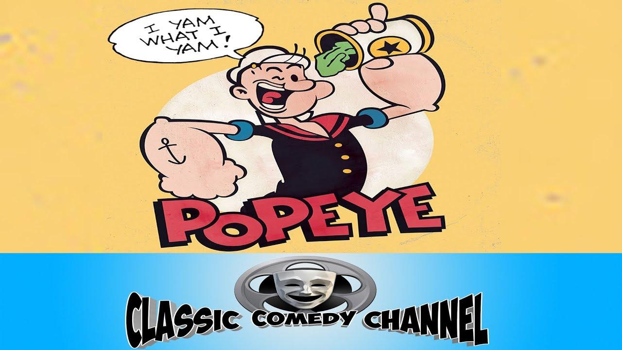 Popeye The Sailor Man Cartoon Compilation - Volume 3 Remastered HD