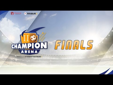 Fifa Online 3 Indonesia Champion Arena 2 (Final)