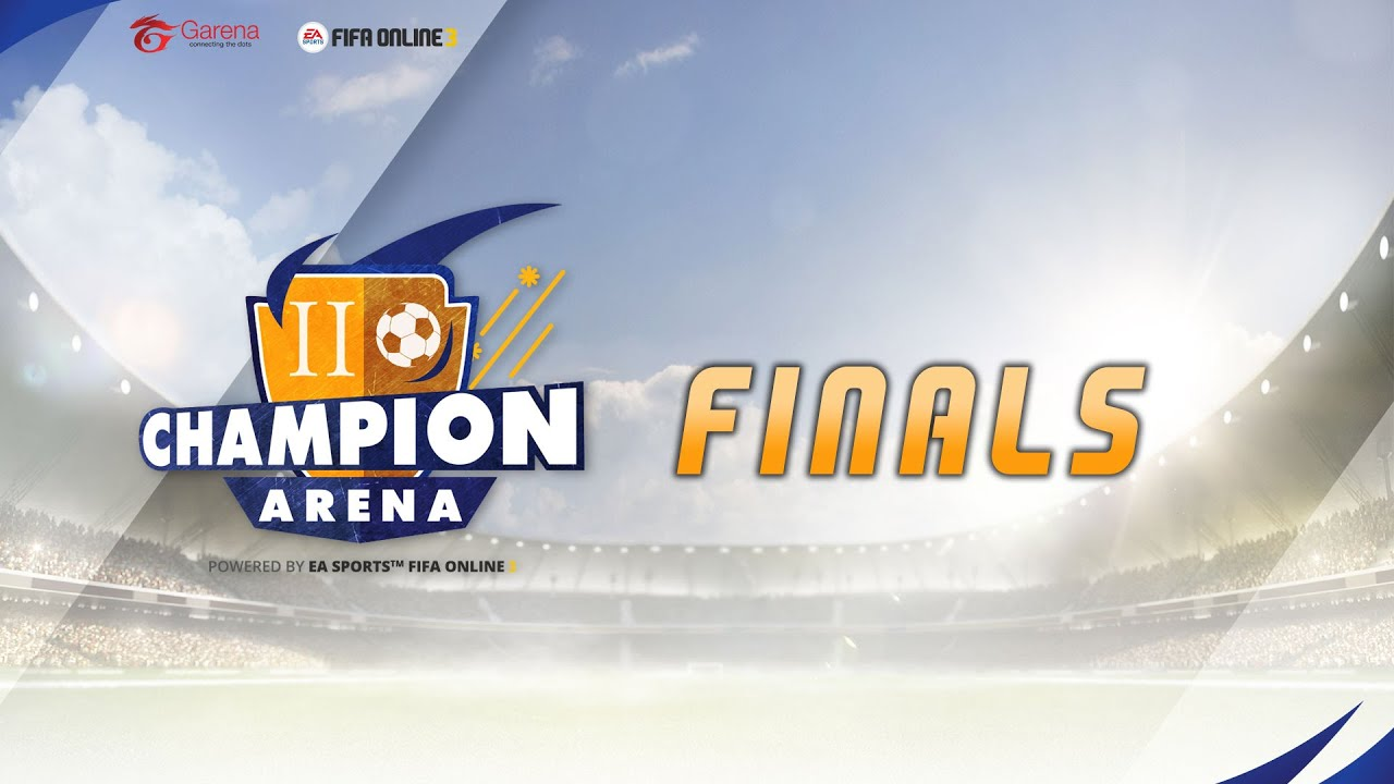 Fifa Online 3 Indonesia Champion Arena 2 Final Youtube