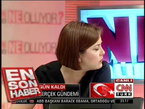 19 Mayıs CNNtürk Canlı Yayında deprem anı