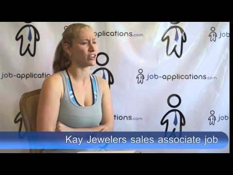 Kay Jewelers Interview - Sales Associate