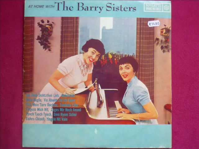 """Intrigue"" and the Barry Sisters"