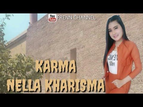 Nella Kharisma - Karma (Video Lirik) by FRENN CHANNEL