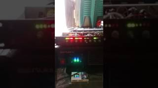 Active Crossover 4 way + LED VU || Audio Rakitan