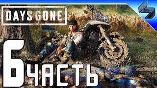 DAYS GONE (Жизнь После) Прохождение ➤ Часть 6 На Русском ➤ PS4 Pro [1080p 60FPS]