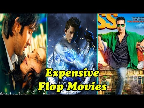 High Budget Super Flop Movies in Bollywood