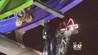 8 Teenagers Rescued From 'Joker' Ride A...