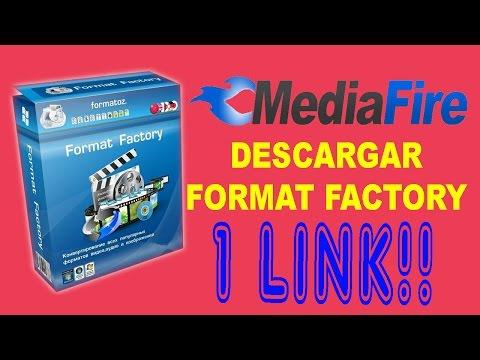 Descargar Mejor Convertidor De Audio y Video 2017 - FORMAT FACTORY - FULL 1 LINK
