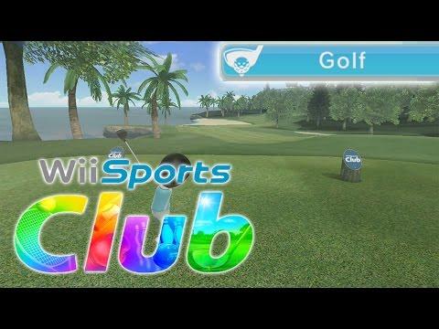 Wii Sports Club [Wii U] - Golf