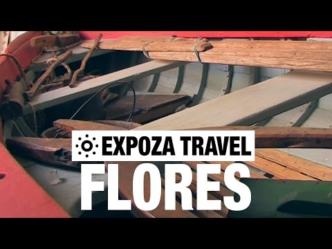 Flores, Azores (Portugal) Vacation Travel Video Guide