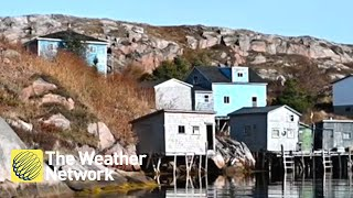 Abandoned Newfoundland village so secret only a few can actually visit.
