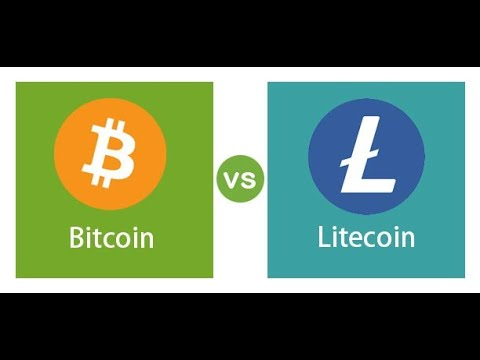 BITCOIN VS. LITECOIN: Litecoin Technical Analysis/ Which Is The Best Investment? (Animation)
