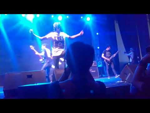 Revenge The Fate - Beholder & Bencana (live kickfest jogja)