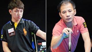 2016 China Open - K.L. Wu 吳坤霖 vs Dennis Orcollo