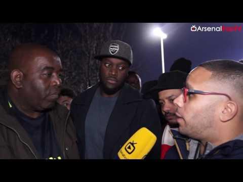 Sutton Utd vs Arsenal | Wenger Is Not Going Nowhere!!