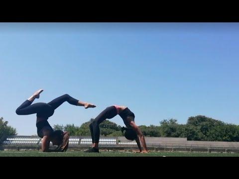 Yoga challenge [Zeta & Mandy]