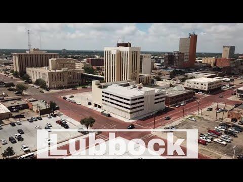 Drone Lubbock, Texas