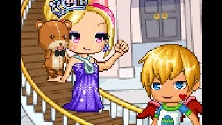 Get Ready with Me: Fantage Prom: Outfit, Makeup, Hair