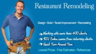 (best Prices)  Commercial | Restaurant | Kitchen | Bar | Remodeling | Minneapolis Mn | St Paul Mn