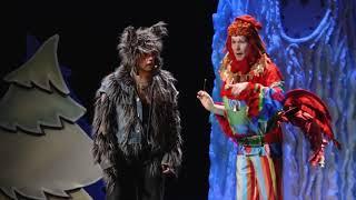 'Волк и 7 Козлят на новый лад' без логотипов