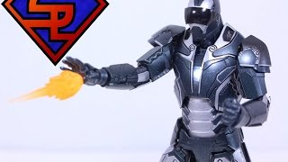 Iron Man 3 Comicave Studios Mark XL Shotgun Super Alloy 1/12 Scale Movie Figure Review