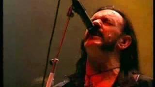 Motörhead - R.A.M.O.N.E.S. (Live At Gampel Wallis 2002)
