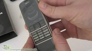 Nokia 8800 Arte Carbon unboxing