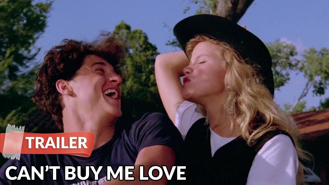 Cant Buy Me Love 1987 Trailer Patrick Dempsey