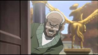 The Boondocks - Eff Granddad (Full HD Uncut Uncensored Music Video)