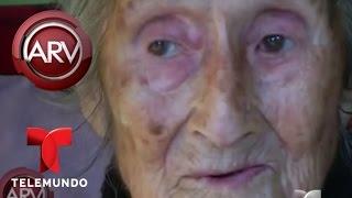 Encuentran un feto momificado dentro de una anciana | Al Rojo Vivo | Telemundo