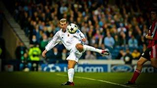 Zinedine Zidane-Magic Ball Controls