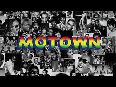 Motown Party Dance Mix #1  (15 Min)