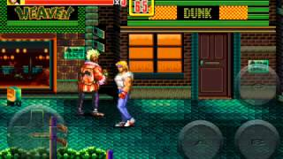Streets of Rage 2 - Gameplay [iOS]