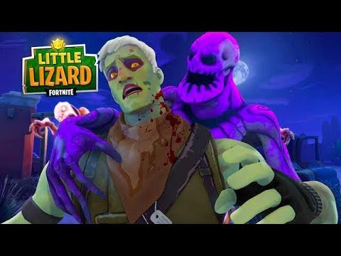 BRANIAC COMES TO LIFE - FORTNITE SHORT FILMS