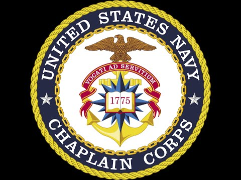 Navy Chaplain Corps 240th Anniversary Video