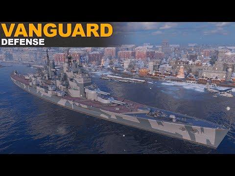 Vanguard Defense